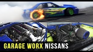 Download TURBO vs SUPERCHARGER | Garage Worx Nissans Video