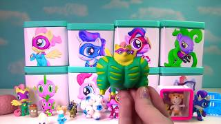 Download My Little Pony Power Ponies Full Case in Toy Surprise Blind Boxes Video