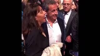 Download Bain de foule et selfies pour Nicolas Sarkozy à Beiteddine Video
