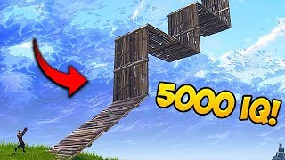 Download CRAZY *NEW* BUILDING TRICK! - Fortnite Funny Fails and WTF Moments! #196 (Daily Moments) Video