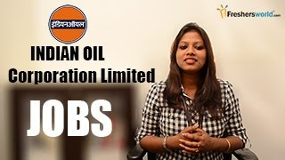 Download IOCL- Indian Oil Corporation Limited Recruitment Notification 2018– ONGC jobs through GATE, Exam Video