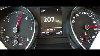 Download 2018 VW Passat B8 1.6 TDI (120hp) | 0-200km/h Acceleration & Top Speed Test Video