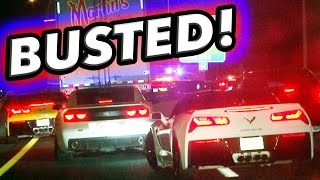 Download Supra, Viper AND GT-R - BUSTED @ 160+MPH! Video