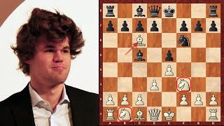 Download Absolutely Amazing Game!: Magnus Carlsen vs Wesley So : Bilbao (2016) : Mega Notable game Video