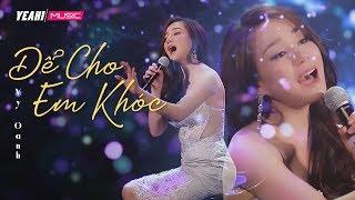 Download Để Cho Em Khóc [ KARAOKE ] - Vy Oanh Official | OST VALI TÌNH YÊU Video