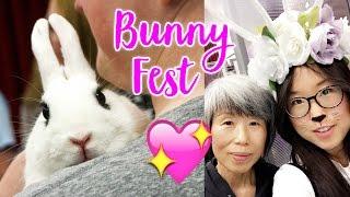 Download BUNNY FEST in California Video
