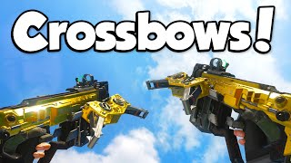 Download AKIMBO CROSSBOWS!? (Call of Duty: Black Ops 3 Crossbow) Video
