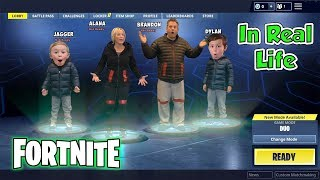 Download Fortnite Battle Royal in Real Life Nerf Kids SKIT | DavidsTV Video