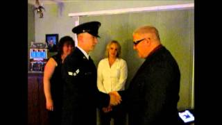 Download Airman Son Surprise Respect to Army Veteran Father Video