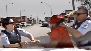 Download Police Video Of Female Cop Beaten By Suspect She Feared Shooting Video