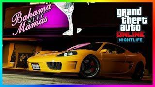 Download GTA Online Nightclub DLC NEW Leaked Details - Profitable Properties, Business Customization & MORE! Video