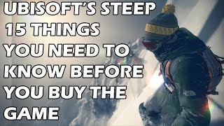 Download Ubisoft's STEEP: 15 Things You NEED To Know Before You Buy The Game Video