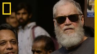 Download David Letterman Goes to India | Years of Living Dangerously Video