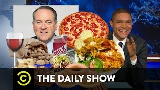 Download Mike Huckabee's Food-Based Politics: The Daily Show Video