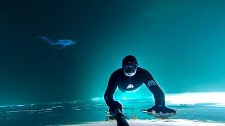 Download GoPro Awards : Frozen Lake Free Dive Video