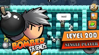 Download Bomber Friends - Single Player Level 200 [BOSS] Video