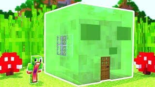 Download HOW TO LIVE INSIDE A SLIME IN MINECRAFT! Video