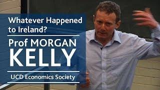 Download Whatever happened to Ireland? | Prof Morgan Kelly | UCD Economics Society Video