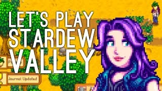 Download Stardew Valley Gameplay: Let's Play Stardew Valley - FARMED AND DANGEROUS(LY HUNGRY) Video