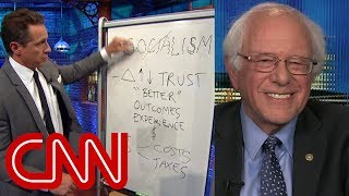 Download Bernie Sanders, Cuomo spar over health care Video