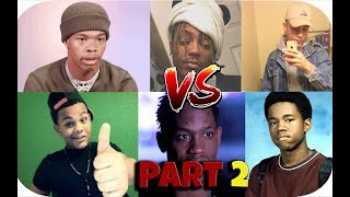 Download Rappers First Songs vs Songs That Blew Them Up vs Most Popular Songs 🔥 (Part 2) Video