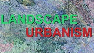 Download What is the landscape urbanism design method? Video