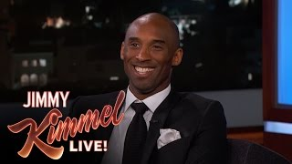 Download Kobe Bryant on Bill Clinton & Michael Jackson Video
