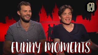 Download Cillian Murphy & Jamie Dornan Funny Moments PART 1 Video