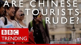 Download Do Chinese tourists deserve their 'rude' reputation? - BBC Trending Video