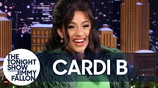 Download Jimmy Interviews Cardi B Video