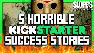 Download 5 Horrible Kickstarter Success Stories - SGR Video