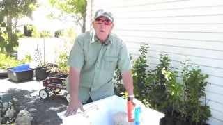 Download Installing an Outdoor Sink Video