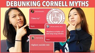 Download 🔥DEBUNKING CORNELL MYTHS with Anna From Indiana! (Suicides, Fake Ivy, Depression)   Katie Tracy Video
