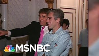 Download 1992 Video Shows Trump Hosting Jeffrey Epstein At Mar-A-Lago | All In | MSNBC Video