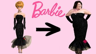 Download We Tried A Barbie Vintage Clothing Line Video