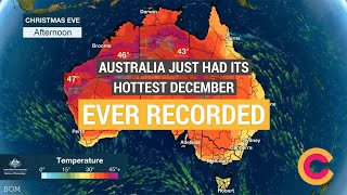 Download Australia just had its hottest December ever recorded \\ Climate Council Video
