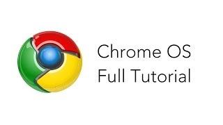 Download Chrome OS (Chromium) Tutorial Video