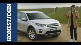 Download Land Rover Discovery Sport Review: 10 things you need to know Video