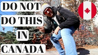 Download 11 Things NOT to do in Canada Video