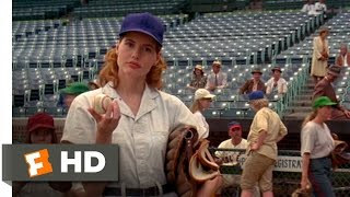 Download Dottie Catches a Fast Ball - A League of Their Own (2/8) Movie CLIP (1992) HD Video
