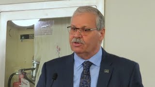 Download OPSEU President blasts Ontario corrections minister Video