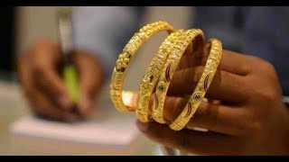 Download Latest 22k Gold Bangles Designs   Daily Wear Gold Bangles Gallery Video