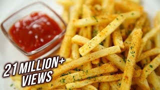 Download How to Make Crispy French Fries Recipe | Homemade Perfect French Fries Recipe | Varun Inamdar Video