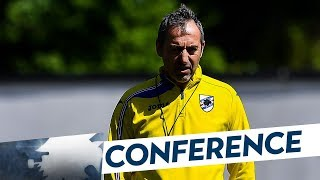 Download Sampdoria-Juventus: la conferenza stampa di Giampaolo Video
