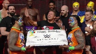 Download WWE Superstars and Diva wish WWE Network a happy birthday Video