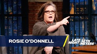 Download Rosie O'Donnell Tells the Origin Story of Her Feud with Donald Trump Video