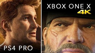 Download Xbox One X vs PS4 PRO: GRAPHICS, SPECS, PRICE & MORE [4K VIDEO] Video