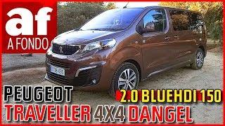 Download Peugeot Traveller 4x4 Dangel | Review al detalle y prueba Video