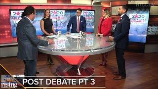 Download POST DEBATE PANEL: Winners And Losers From Last Night's Debate Video