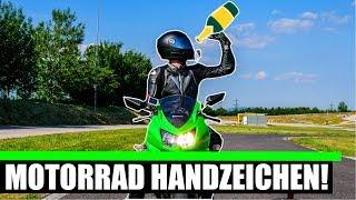 Download MOTORRAD HANDZEICHEN DIE LEBEN RETTEN❗ Video